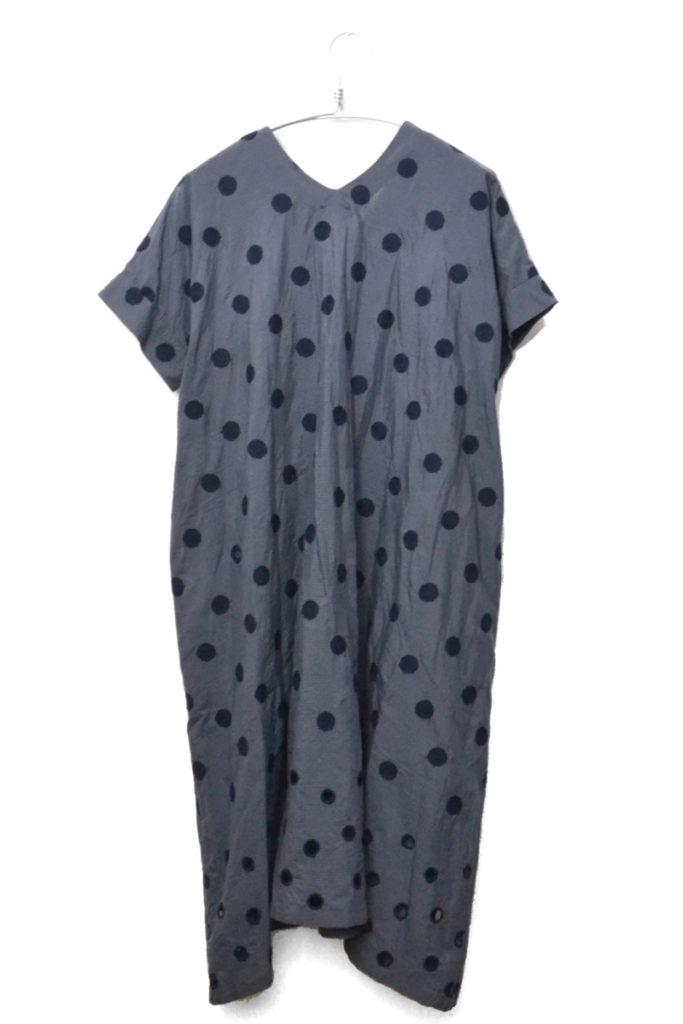 Laundry/vapor ドレス コットンシルク ワンピースの買取実績画像