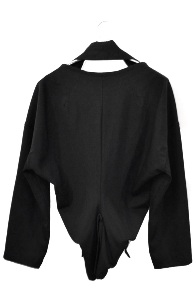 AD1990/ウールギャバ 変形ジャケットの買取実績画像