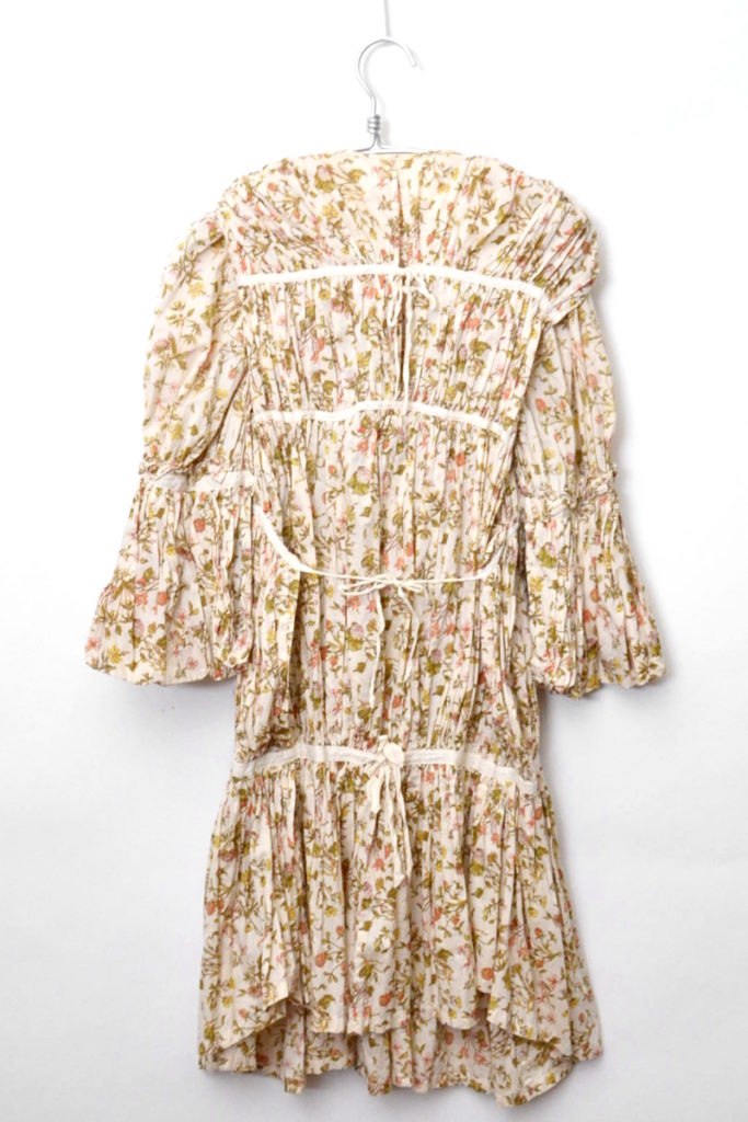 2008SS/ FLORAL DRESS ワンピースの買取実績画像