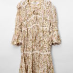 2008SS/ FLORAL DRESS ワンピース