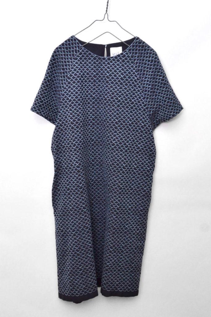 Laundry/Mermaid ドレス コットン刺繍 ワンピース