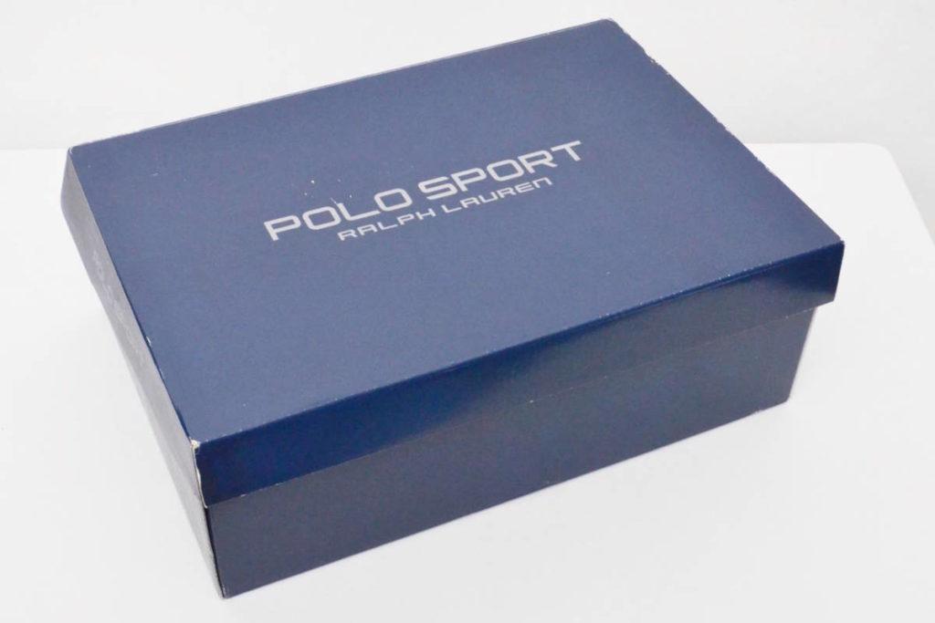 POLO SPORT/SLATON PONY-SK-ATH スニーカーの買取実績画像