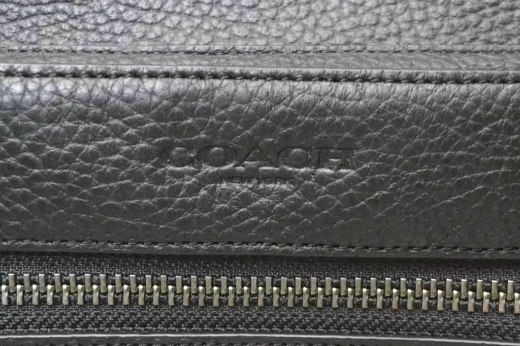 2018SS/ West BackPak Pebbled Leather レザーバックパックの買取実績画像