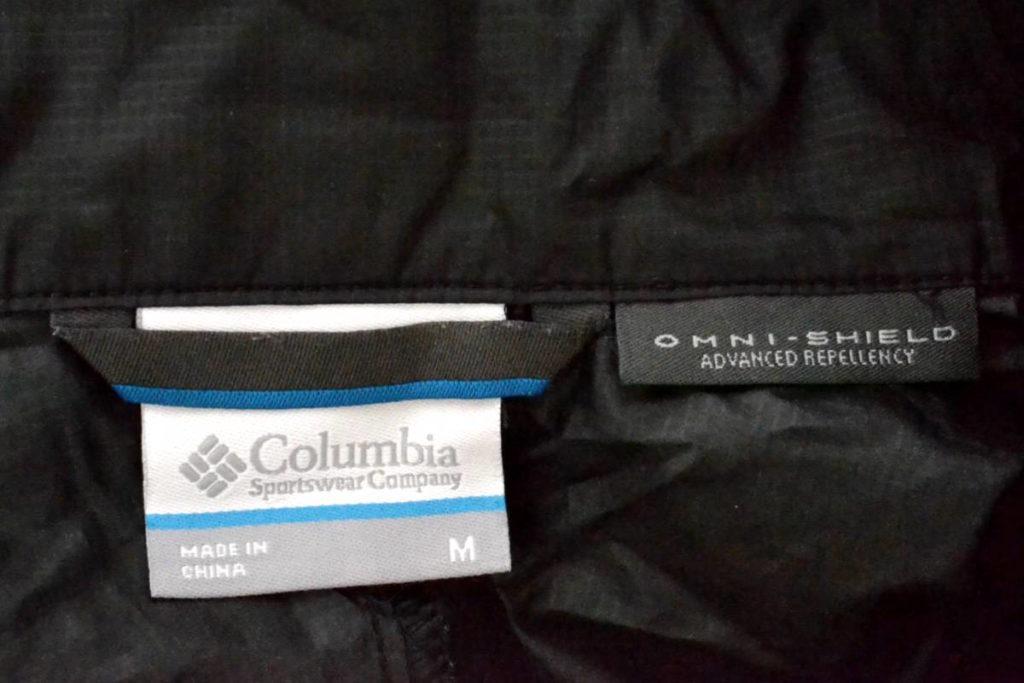 PM2388 メンズ タグリッジジャケット パッカブル マウンテンパーカーの買取実績画像
