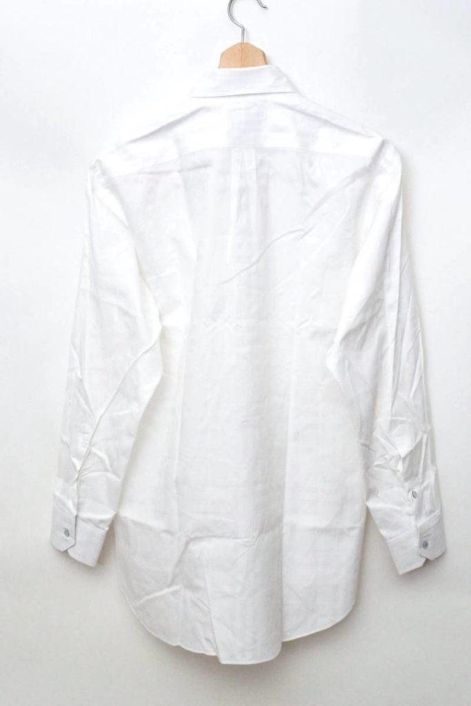 シャドーチェック ボタンダウンシャツの買取実績画像