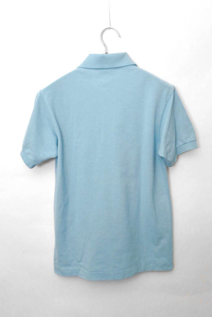 別注コットンポリ鹿の子ポロシャツの買取実績画像