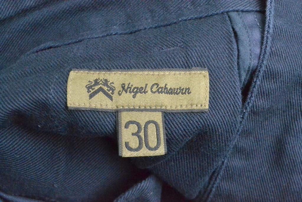 NARROW CHINO ナローチノ パンツの買取実績画像