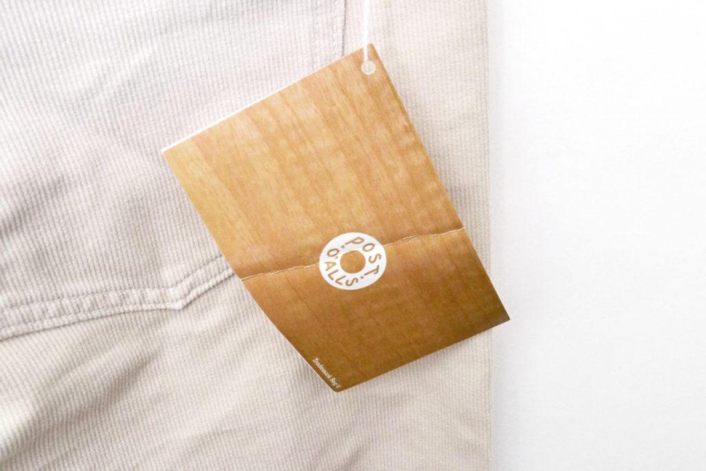 コットンピケ 5ポケットパンツの買取実績画像