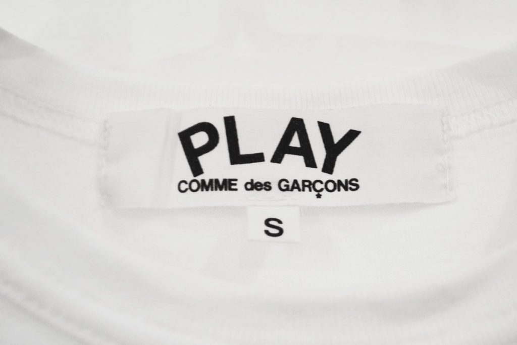 PLAY Tシャツの買取実績画像