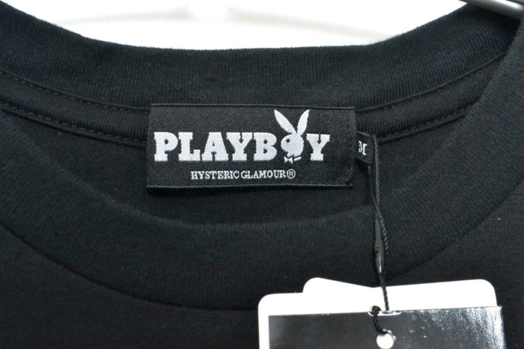 × PLAY BOY / MAY2008-COVER pt T-SH プリントTシャツの買取実績画像