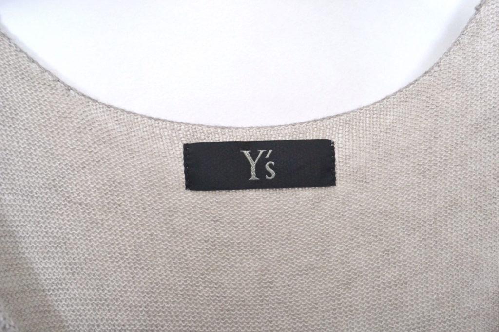 2012/ウールコットンニット 裾変形タンクトップ ワンピースの買取実績画像