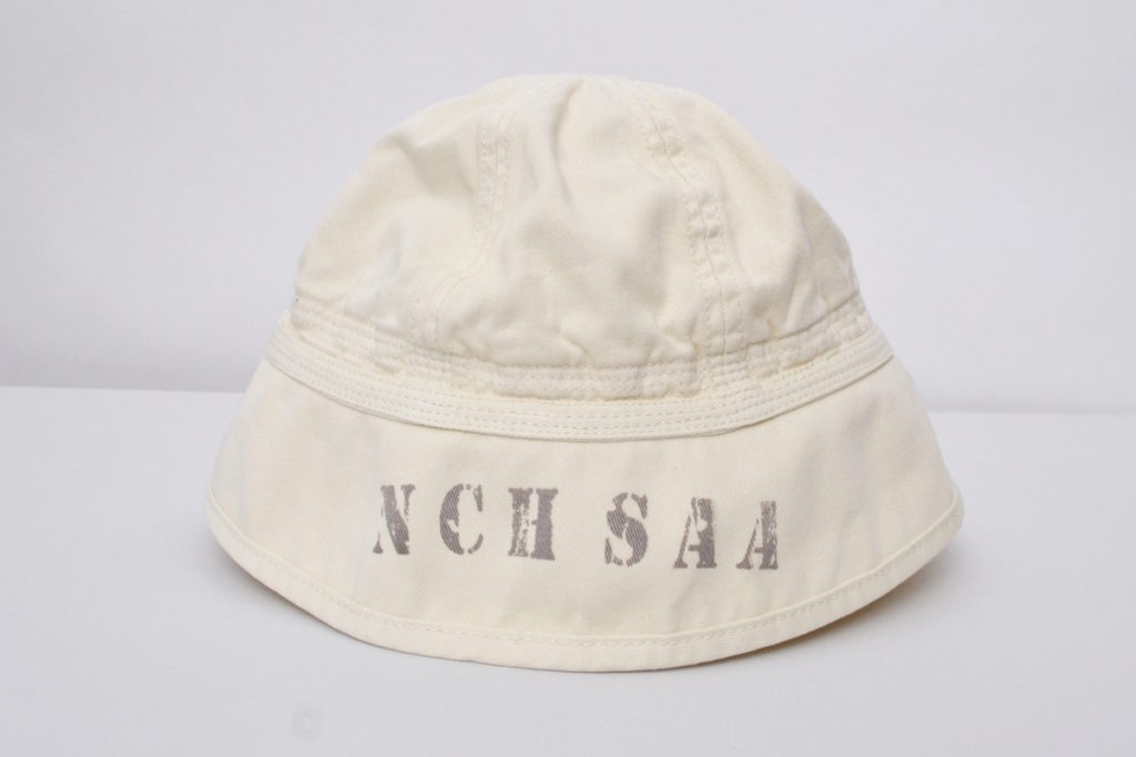 2019SS/BUCKET HAT – COTTON DRILL バケットハット