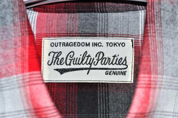 RAYON OMBRE CHECK REGULAR COLLARED SHIRT S/S (TYPE-4) オンブレチェック 半袖シャツの買取実績画像