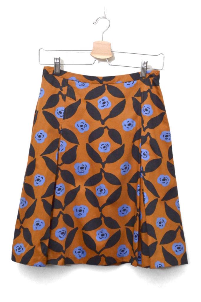 Poppy SOPRAANO/総柄スカート