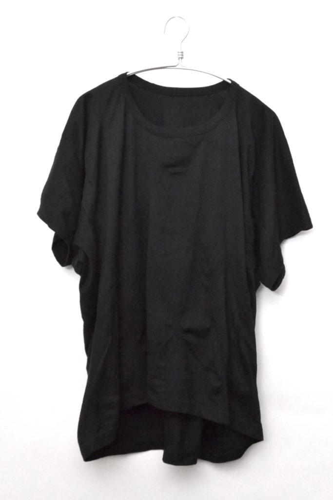 2019SS/コットン編み柄 カットソー Tシャツ