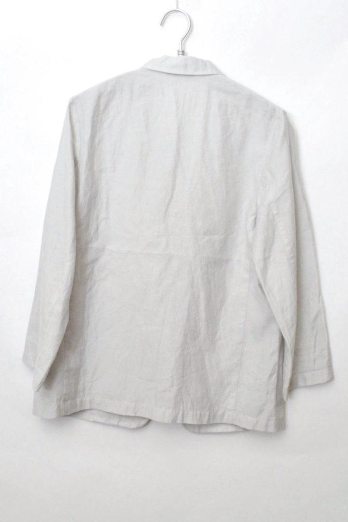 2018SS/COTTON SILK コットンシルク テーラードジャケットの買取実績画像