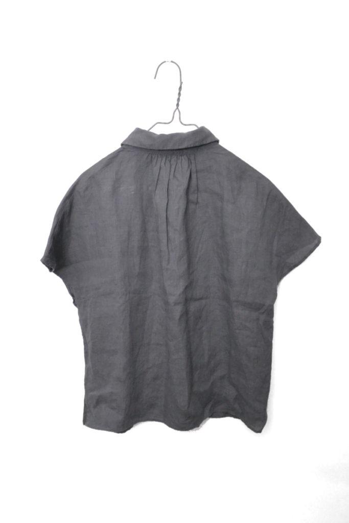 リネン フレンチスリーブシャツ ブラウスの買取実績画像