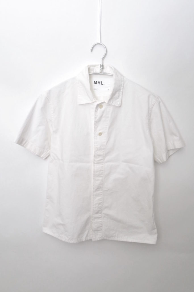 2016SS/比翼半袖シャツ