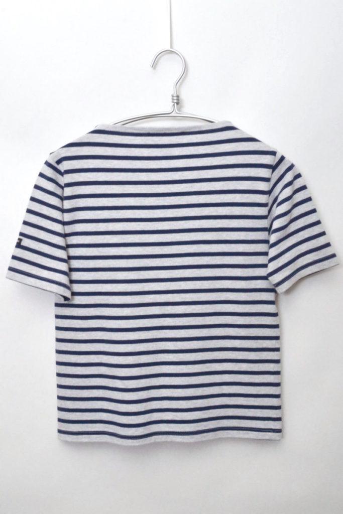 OUESSANT S/S ウエッソン半袖 ボーダーバスクシャツの買取実績画像
