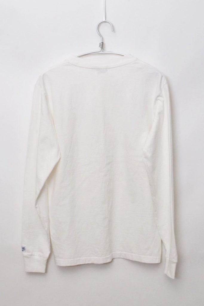 BUHI プリント 袖リブカットソー ロングTシャツの買取実績画像
