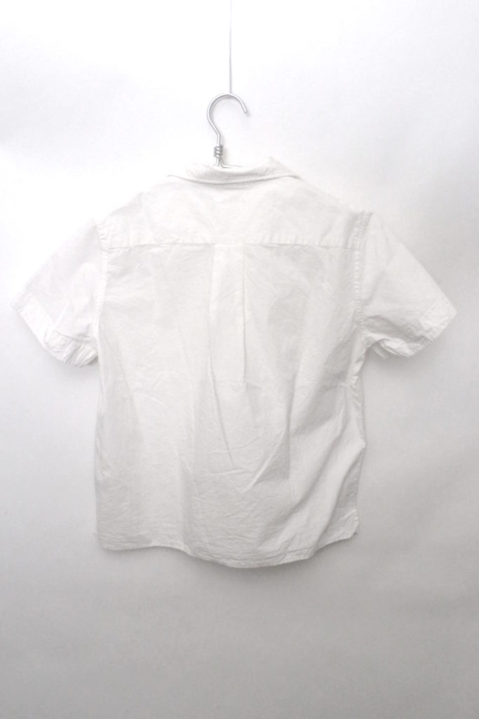 2017SS/PAPER COTTON ペーパーコットン オープンカラーシャツの買取実績画像