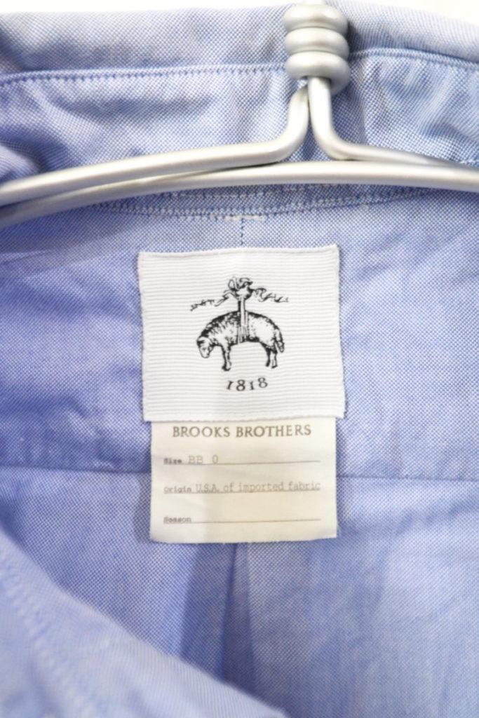オックスフォード 半袖BDシャツ プルオーバーの買取実績画像