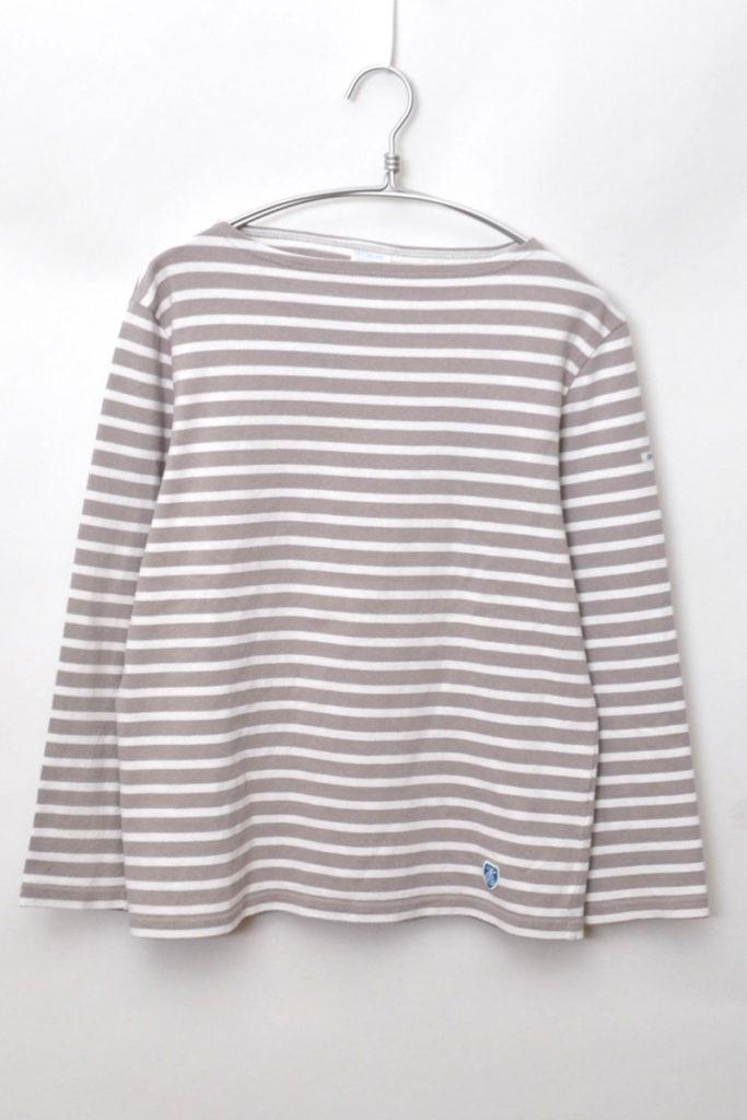 コットンロード バスクシャツ