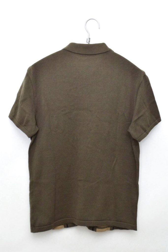 コットンニット 半袖シャツの買取実績画像