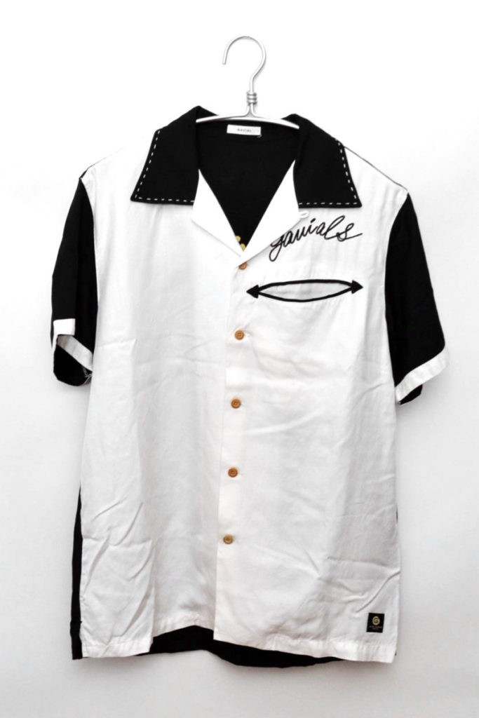 2013/MANNISH BOYS ver. BOWLING SHIRTS ボーリングシャツ