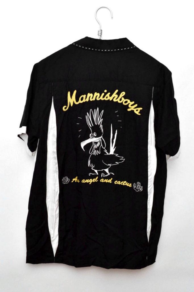 2013/MANNISH BOYS ver. BOWLING SHIRTS ボーリングシャツの買取実績画像