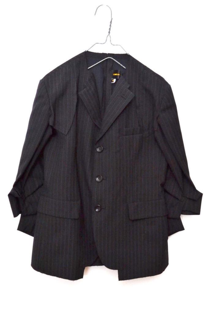 AD2012 2013SS/ クラッシュ期 変形袖 再構築ジャケット