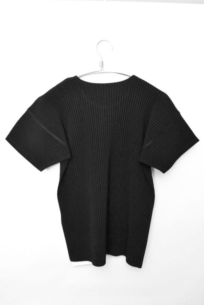 BASICS プリーツ 半袖カットソー Tシャツの買取実績画像