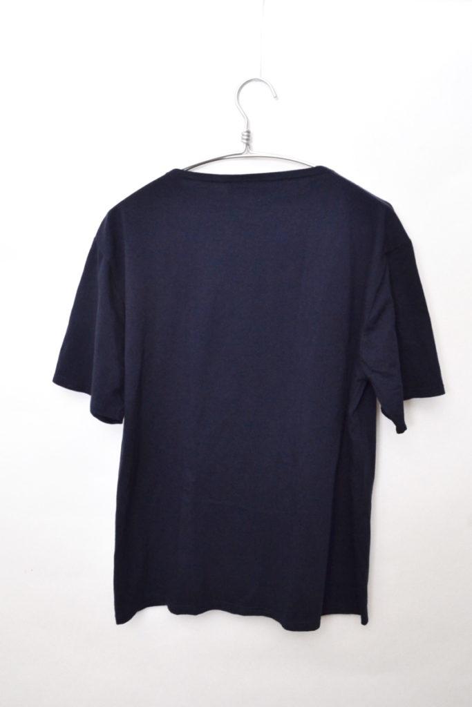 PIRIAC SOLID ピリアック無地 ボートネックTシャツの買取実績画像