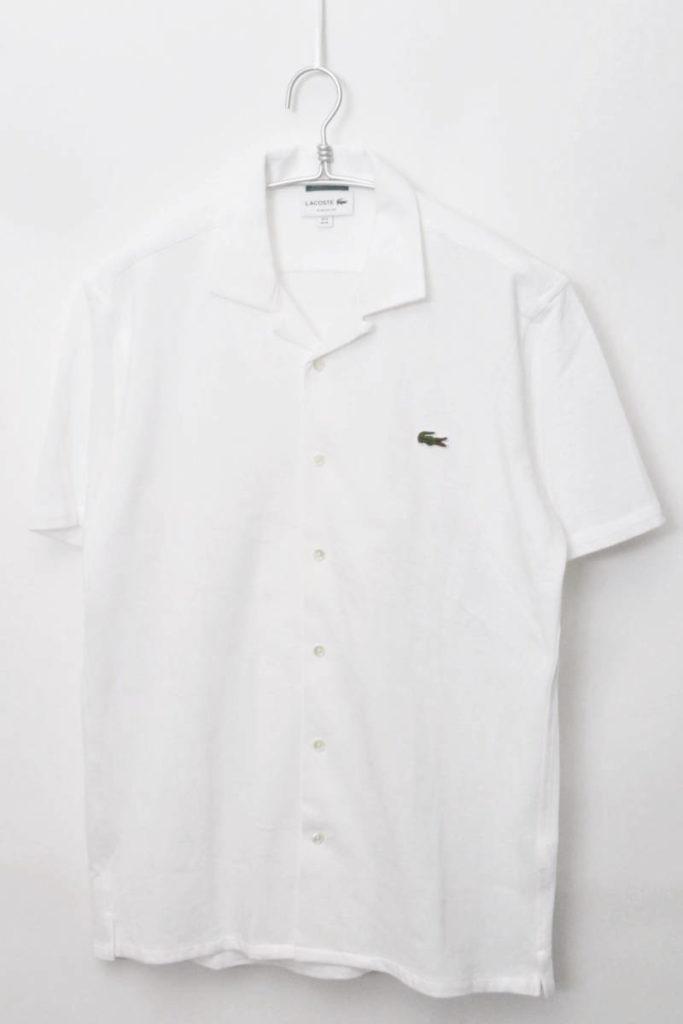 × EDIFICE ◆ 別注 オープンカラー ポロシャツ