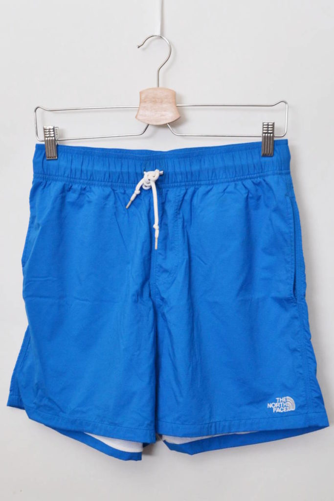 NB41612 Double Swallowtail Short ダブルスワローテイルショーツ