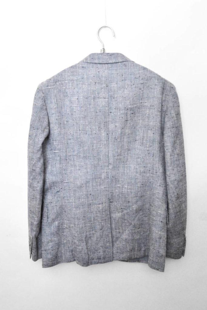 シルク リネン 混紡ジャケットの買取実績画像