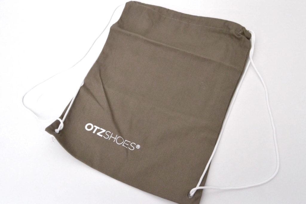 OTZ-300GMS 編み込みレザースリッポン シューズの買取実績画像