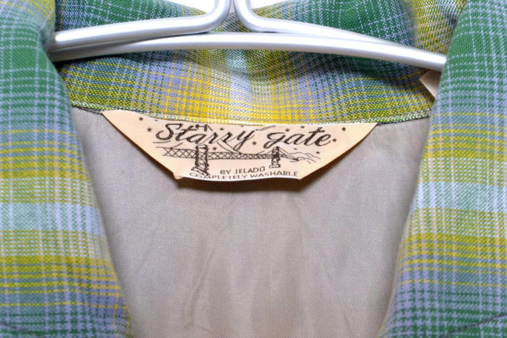 レーヨン オープンカラーシャツの買取実績画像