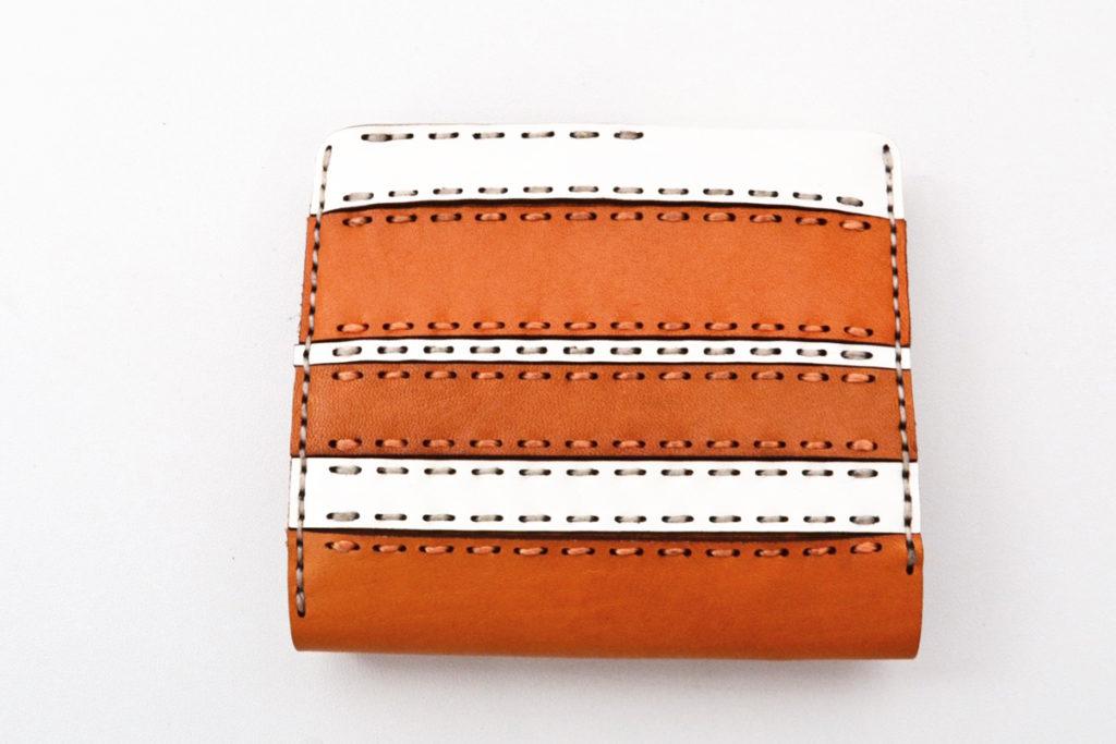 ショートウォレット札入れ二つ折り財布