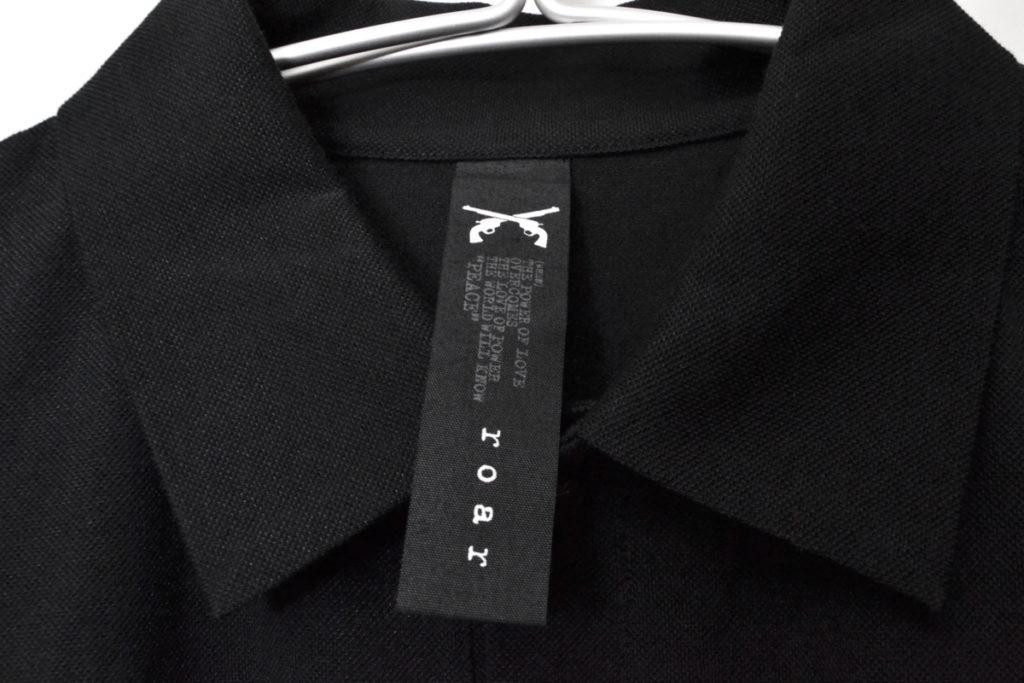 二丁拳銃 ペイズリー刺繍 半袖ポロシャツの買取実績画像