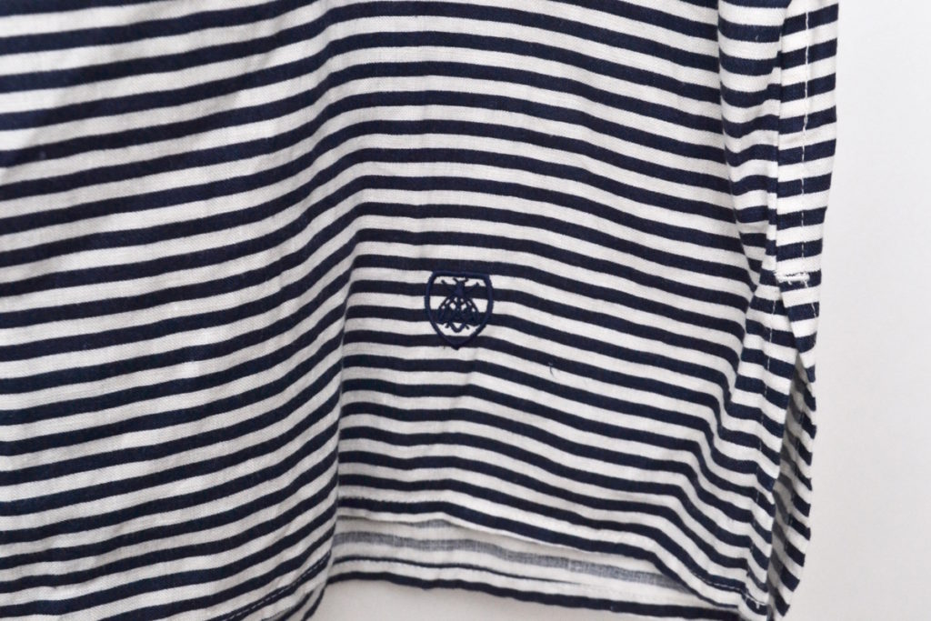 2019SS/リネン 5分袖 プルオーバーブラウスの買取実績画像