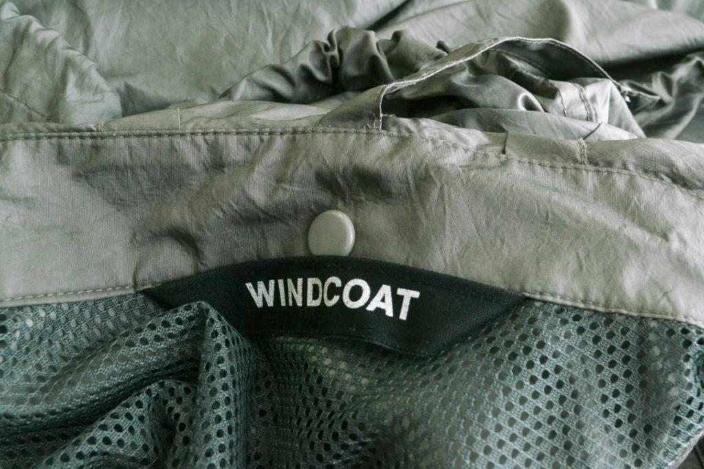 2000SS/WINDCAT ハーフウインドコート イカコートの買取実績画像