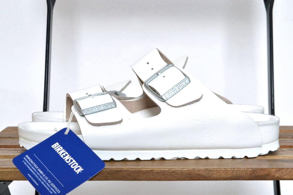 MONTEREY EX (ナローフィット) モントレー オールレザーサンダルの買取実績画像