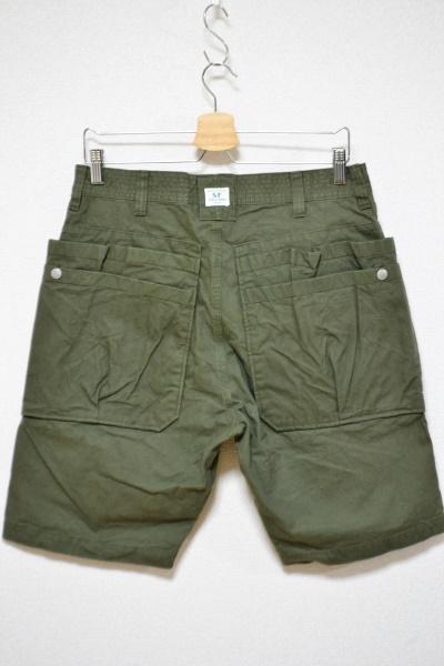Whole Hole Pants 1/2 ホールホールパンツ ショーツの買取実績画像
