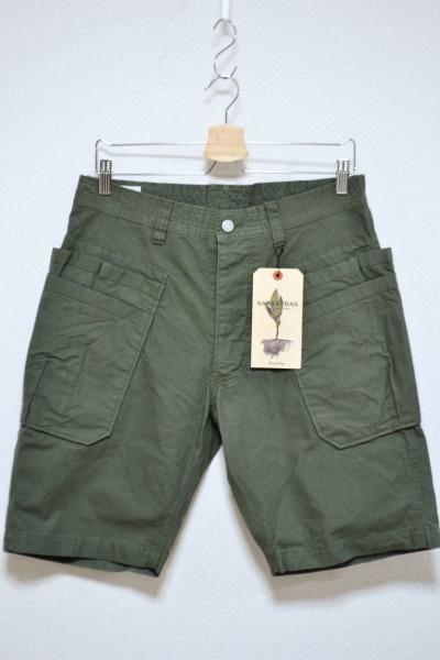 Whole Hole Pants 1/2 ホールホールパンツ ショーツ