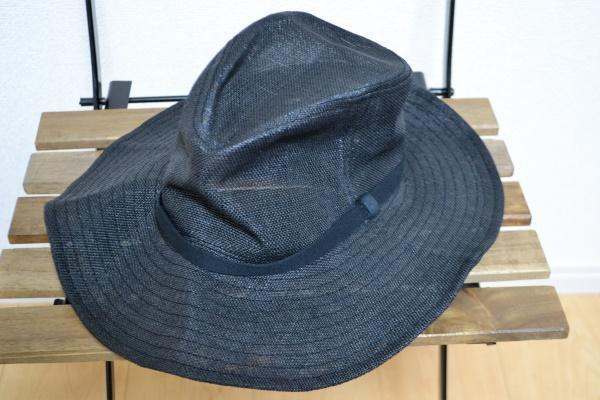 16SS/STROLLER HAT WIDE BRIM PAPER CLOTH ペーパーハット