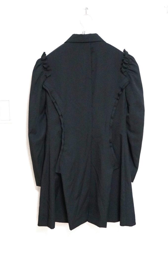 2001SS/ ウール 変形ジャケットの買取実績画像