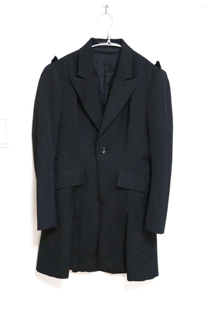 2001SS/ ウール 変形ジャケット