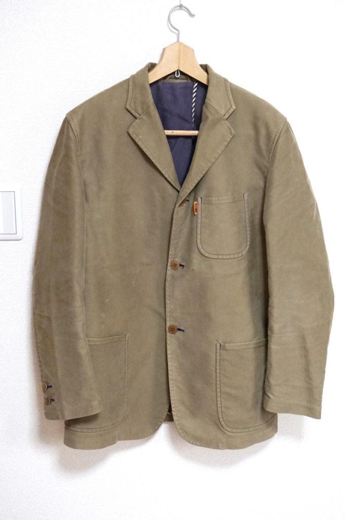 モールスキン テーラードジャケットの買取実績画像