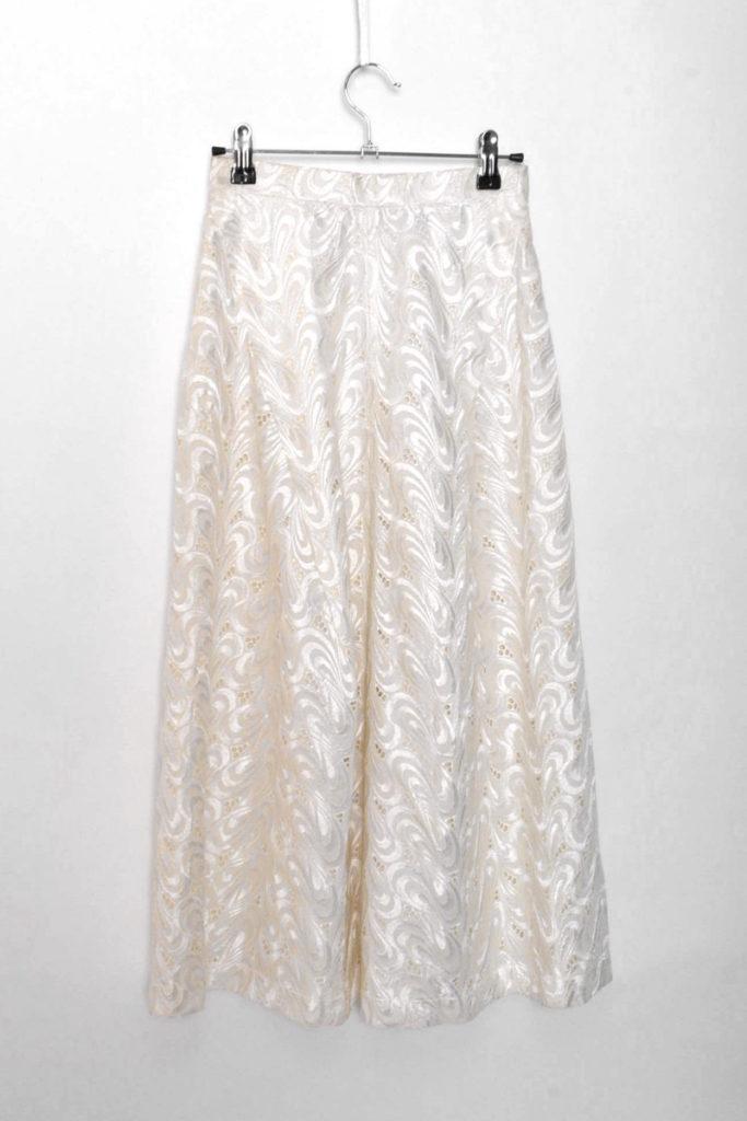 AD1997/ レース刺繍 スカート
